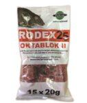 Rodex 25 Oktablok