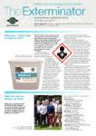 Exterminator newsletter issue 19